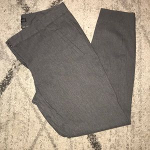 The Limited Gray dress pants. Stretch. EUC